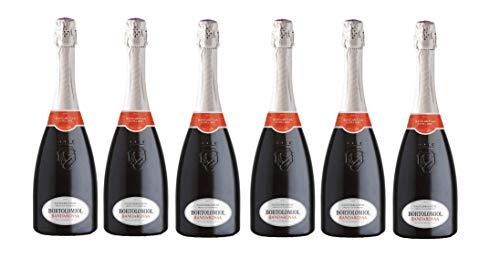 """Bortolomiol - """"Bandarossa"""" Valdobbiadene Prosecco Superiore Extra Dry DOCG - [ 6 FLASCHEN x 750 ml ]"""