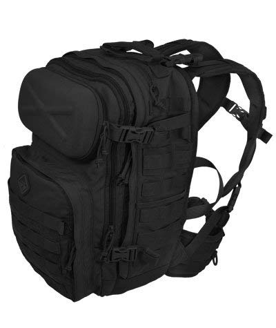 Hazard 4 Sac à Dos Patrol Pack, Rucksack Patrol Pack, Noir