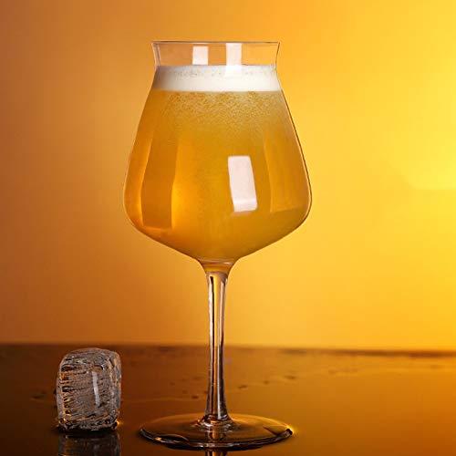 QLTY Jarra de Cerveza Personalizada Creativa,Vasos de Cerveza de Vidrio de Gran Capacidad,Jarra de Jugo de Vidrio,jarras de Vidrio,jarras de Cerveza,cristalería para Bar