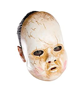 Disguise Costumes Baby Doll Mask Adult