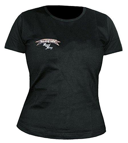Running Wild - Rapid Foray - Skull - Girlie - Shirt Größe L