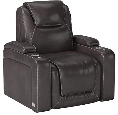 Seatcraft Equinox Leather Power Recliner
