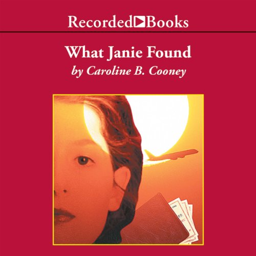 What Janie Found audiobook cover art