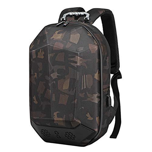 EFE Fe Bluetooth-Lautsprecher Rucksack Schultasche USB-Ladefunktion multifunktional für Reisen Outdoor Camouflage