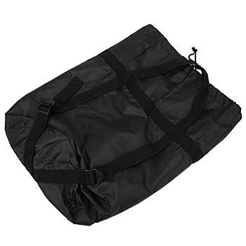 Dauerhaft Sac de Compression de vêtements Sac de Rangement de Compression Sacs de Couchage Sac de Rangement en Nylon pour la randonnée et la randonnée