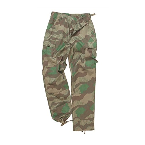 Mil-Tec US Ranger Hose Typ BDU splintertarn Gr.XXL