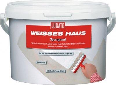 Lugato Weisses Haus Sperrgrund 2,5 l