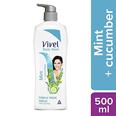 Vivel Body Wash menta