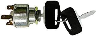 Complete Tractor 1100-0972 Ignition Switch (For Ford Holland 250C; 260C; 345C Loader;)