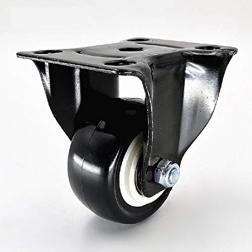 XBAO Castor Wheels Heavy Duty,Rotating Swivel Casters,Safe for All Floors Inclusief Tegel,Tapijt & Hout, Geen Krassen, Duurvast, Voor Vervangen/Repareren,4 Stuks,Gemakkelijk te gebruiken zonder enige moeite