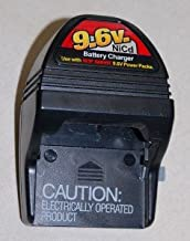 New Bright 9.6 v NiCd Wall AC Battery Charger Power
