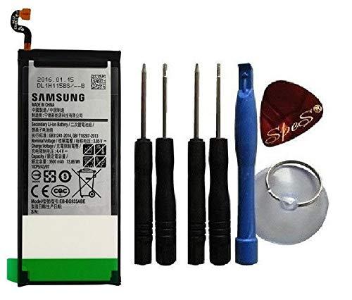 Batería Original Compatible para Galaxy S7 Edge G935F, EB-BG935ABE, 3600mAh, Herramientas, Fabricacion 2019 (Bulk)