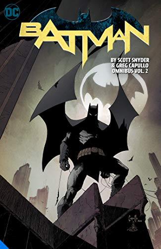 Batman by Scott Snyder & Greg Capullo Omnibus Vol. 2 (Batman Omnibus)