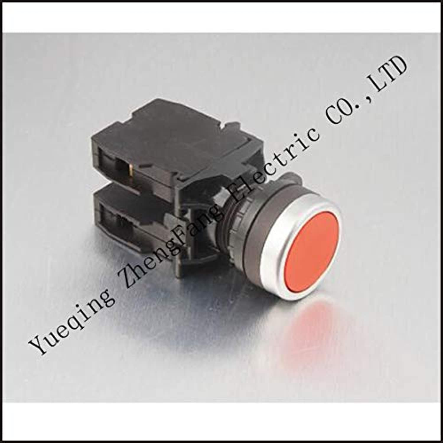 Switches Push Button Switches red Yellow Green blueee Flat Button The knob Key Button with lamp Button CJK2211T