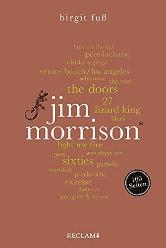 Buchseite und Rezensionen zu 'Jim Morrison. 100 Seiten (Reclam 100 Seiten)' von Birgit Fuß