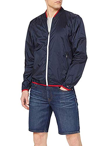 Tommy Hilfiger Herren Jacke Ultra Light Packable Jacket Größe XXL