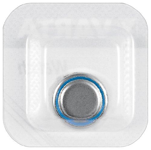 Varta 14501370 silberoxid Knopfzelle (V370, 1er Pack)