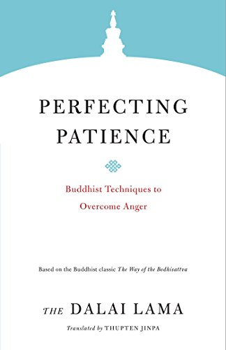 Perfecting Patience: Buddhist Techniques to Overcome Anger (Core Teachings of Dalai Lama Book 4) (English Edition)