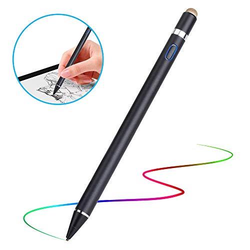 Preisvergleich Produktbild Seinal Digitaler Stylus Pen Kompatibel mit iPad,  iPhone,  Smartphones & Tablets feiner Stiftspitze zum Zeichnen und für alle Geräte mit kapazitivem Touchscreen iPad,  iOS, Android,  Samsung, Huawei