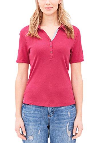 s.Oliver Damen 14703355446 Poloshirt, Rosa (Precious Pink 4607), 38