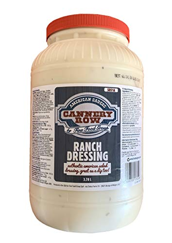 Cannery Row Ranch Dressing 3,78L