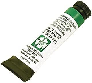 DANIEL SMITH 284610079 Extra Fine Watercolors Tube, 5ml, Phthalo Green (Yellow Shade)