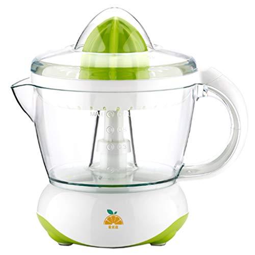 HDUFGJ Mini Slow Juicer mit elektrischer Zitruspressen Funktion, Multifunktions-Entsafter Geschwindigkeiten für Obst und Gemüse