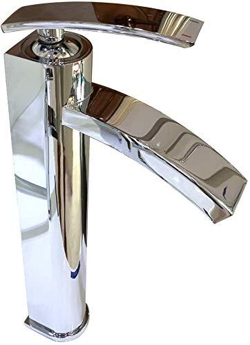Fashio Grifo de Agua Grifo Sanitario para Grifo de Cocina (Color : Silver)