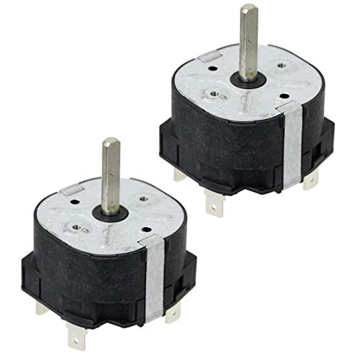 Spares2go Mi2 - Unidad de control de temporizador para tostadora Dualit 2, 3, 4, 6 rebanadas (paquete de 2)