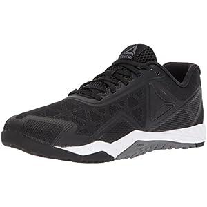 Reebok Women's ROS Workout TR 2.0 Sneaker, Black/Alloy/White, 7 M US