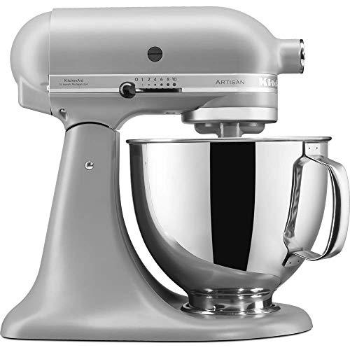 Kitchenaid Artisan 4.8L Stand Mixer Matte Grey 5KSM125BFG