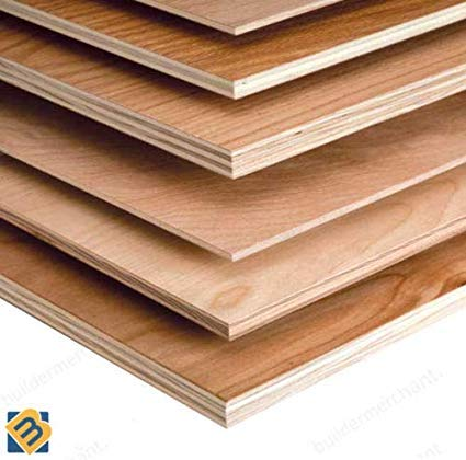 Hardwood Plywood B/BB Grade WBP ...