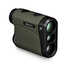 The Impact Rangefinder features a non-illuminated display and highly intuitive menu in a compact and lightweight package. Added magnification brings targets in for a closer look and more accurate ranging. The primary HCD mode displays an angle compen...