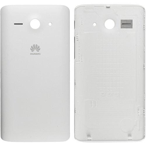 Original Akkufachdeckel White für Huawei Ascend Y530 Original
