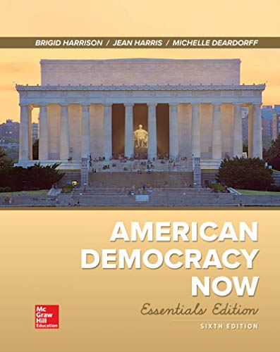 Looseleaf for American Democracy Now, Essentials