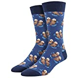 Socksmith Significant Otter Blue One Size
