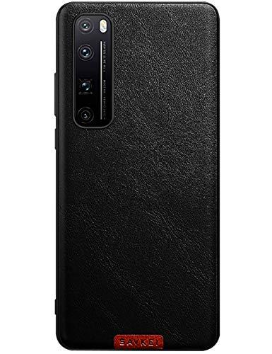 yiyiter – Funda para teléfono móvil compatible con Huawei Honor Nave 7 Pro, Honor Nave7, funda de piel, carcasa para teléfono móvil, carcasa trasera para Hua Wei Honor Nave 7 Pro