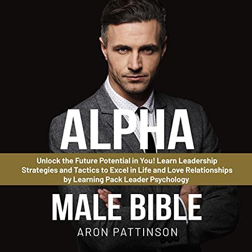 Alpha Male Bible cover art