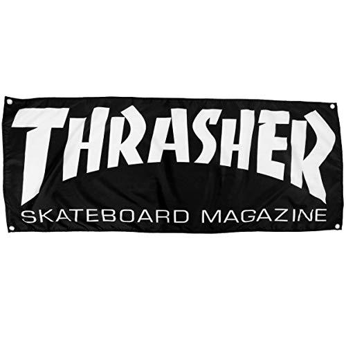 Thrasher Magazine Logo Banner