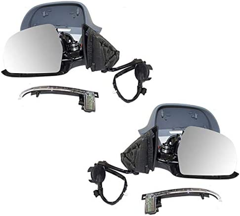 Koolzap For 09-10 A3 Hatchback Rear He Folding View Power Mirror OFFicial Branded goods site