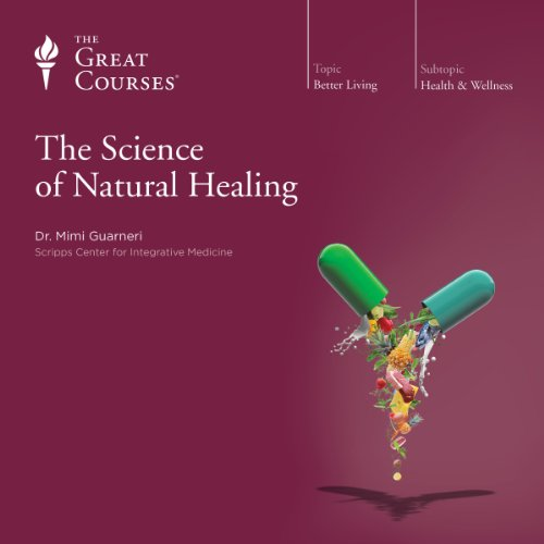 The Science of Natural Healing audiobook cover art