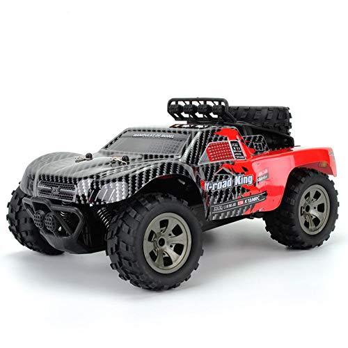 L.HPT all Terrain Jeep off-Road Modello di Auto Radiocomandato Elettrico Grande Piede Fuoristrada 1:18 Camion Cisterna 2.4G Modello di Camioncino Ad Alta velocità Ragazzo E Ragazze
