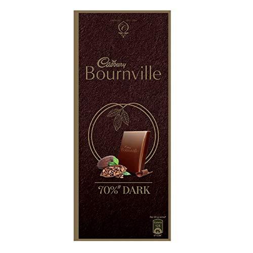 Cadbury Bournville Rich Cocoa 70% Dark Chocolate