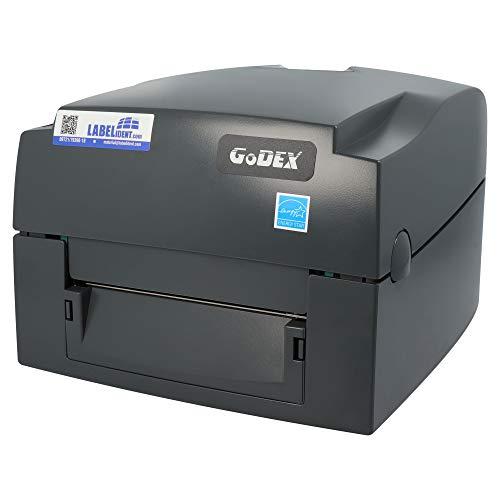 Godex G500-UES Etikettendrucker mit Abreißkante - 203 dpi - Thermodirekt, Thermotransfer - 108 mm max. Druckbreite (GP-G500-UES)