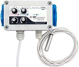 Controlador de Temperatura / Humedad y Velocidad Bajo Presión GSE (GSE-3)