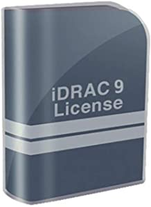 Dell iDRAC 9 Enterprise License Compatible for Remote Management of PowerEdge R440, R640, R740, R740XD, T340, T440, and T640 Servers