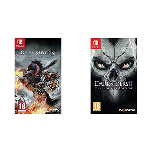 Darksiders Warmastered, Nintendo Switch 2 Deathinitive Edition, Nintendo Switch