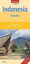 Sumatra nel. map Indonesia Medan-Padang-Palembang by Nelles Verlag GMBH (2014-07-24)