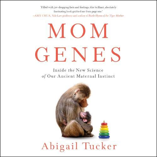 Mom Genes cover art