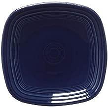 Fiesta 10-3/4-Inch Square Dinner Plate, Cobalt